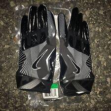Nike Vapor Jet 4 NFL Adult 3XL  Locker Room Edition Black 4.0 Football Gloves