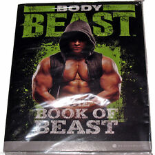 BODY BEAST - BOOK OF BEAST - AUTHENTIC - (NO DVDS)