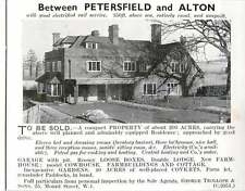 1937 Between Petersfield And Alton, 200 Acres 11 Beds, For Sale