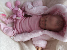 REBORN  BABY GIRL BUNNY A SPECIAL DOLL FOR A SPECIAL GIFT CUSTOM ORDER SALE