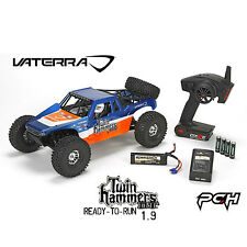 Vaterra 1:10 Twin Hammers DT 1.9 4WD Electric RC Desert Truck RTR VTR03085