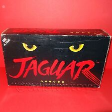 VINTAGE ATARI JAGUAR 64-BIT CONSOLE BOXED + KASUMI NINJA CARTRIDGE VIDEO GAME