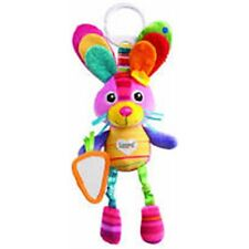 Lamaze Play And Grow Bella The Bunny - & Baby Toy Crinkle Mirror Rattle Link