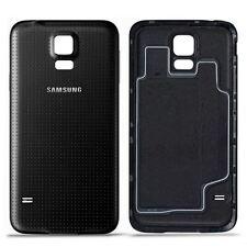 Cache batterie coque façade arrière original Samsung Galaxy S5 noir G900F