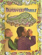 Discovery Works Roles of Living Things work book new