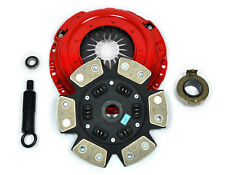 KUPP RACING STAGE 3 CERAMIC CLUTCH KIT for 1990-91 HONDA PRELUDE fits all models