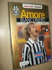 DVD N° 6 AMORE BIANCONERO PAVEL NEDVED JUVENTUS FC JUVE
