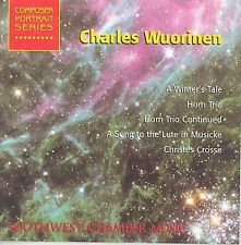 Charles Wuorinen: A Winter's Tale; Horn Trio; Horn Trio Continued; etc., New Mus