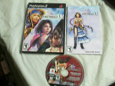 Final Fantasy X-2  (Playstation 2, PS2) complete