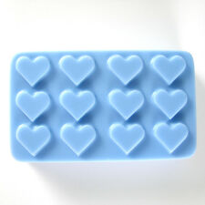 Heart Grid  -  heavy duty Sheet Soap Mold