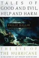 Philip Hallie~TALES OF GOOD AND EVIL, HELP AND HARM~SIGNED 1ST/DJ~NICE COPY