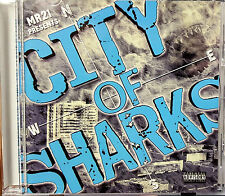 CITY OF SHARKS MR 21 C-LOCS NSANITY FRANK GUCCI BIG RHINO LIL OSO NORTENO RAP SJ