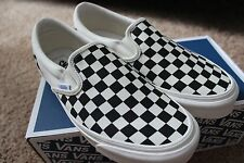 VANS VAULT OG CHECKERBOARD SLIP ON LX
