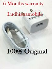 Brand New Wall Adapter Charger With 8 pin Data Cable 4 Apple ipod ipad