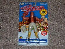 1987 LJN WWF Wrestling Superstars Outback Jack MOC Brand New
