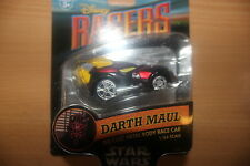 Disney Star Wars Weekends 2014 Racers Cars  Maul
