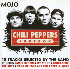 MOJO Red Hot Chili Peppers Jukebox 15-trk CD NEW Gang Of Four The Slits Harmonia