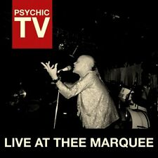 PSYCHIC TV Live at thee Marquee - 2LP / Vinyl - 2014 - Limited 500
