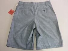 056 MENS NWT MOSSIMO S/POCKET GREY CASUAL SHORTS 32 $100.