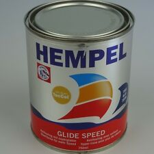 750ml Hempel Glide Speed Hart Hard Antifouling True Blue 30390