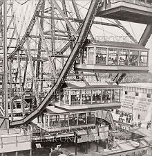 1894 photo first Ferris Wheel Chicago Columbian Expo CHOICES 5x7 or request 8x10