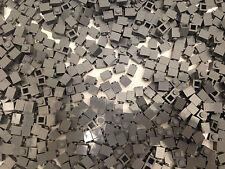 Lego 3005 - GRIS 1x1 Brique - 50 Pièces Par Commande / tout neuf