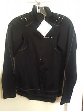 New Women's Craft Performance Bike Thermal Top Jersey Size Small Black