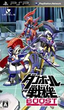 Used PSP Danball Senki Boost  Japan Import ((Free shipping))