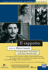 Il cappotto - Alberto Lattuada - con Renato Rascel - DVD Minerva Classic