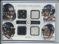 2014 TEAM QUADS WALTER PAYTON HAMPTON ALLEN PEPPERS JERSEY #D/40 BEARS