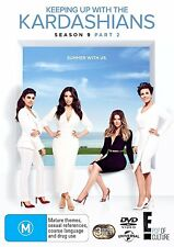 KEEPING UP WITH THE KARDASHIANS : SEASON 9 Part 2  - DVD - UK Compatible
