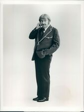 1975 Bob Keeshan Captain Kangaroo Beloved Childrens TV Show Press Photo