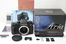 EXC+++ Contax Aria 35mm SLR Film Camera Body Only from Japan