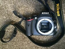 Nikon D5100 DX-format Digital SLR Body w/ 18-105mm VR and 55-300mm ED VR Lens