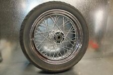 "Harley Davidson 17""  40 Spoke Chrome Rear Rim Wheel Size 17M/CXMT4.50"