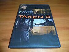 Taken 2 (DVD, 2013) Liam Neeson, Alain Figlarz, Famke Janssen Used