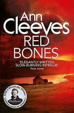 Red Bones by Ann Cleeves, Book, New Paperback