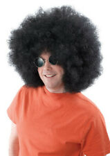 AFRO mega giant black WIG 60s 70s jumbo FANCY DRESS 118