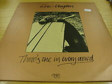 Eric Clapton There's One In Every Crowd 10 Track Vinyl Album