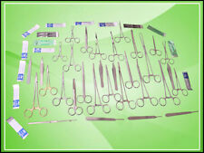 SUTURE SURGICAL KIT / SUTURE SET/ SUTURE PACK, VETERINARY 43 PIECES New Brand