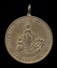 old medaglia medal Anhänger medaille FIGLIE DI MARIA ROMA
