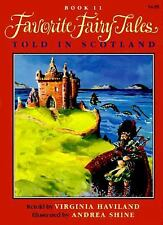 Favorite Fairy Tales Told in Scotland-ExLibrary