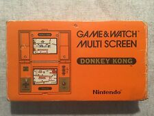 Nintendo Game&Watch Donkey Kong I Boxed (Great condition)