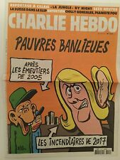 CHARLIE HEBDO No 1214 de OCTOBRE 2015  RISS  PAUVRES BANLIEUES