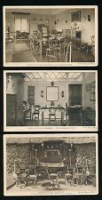 Royalty Hampshire IoW Osborne Swiss Cottage x6 Childrens play house c1900/10s?