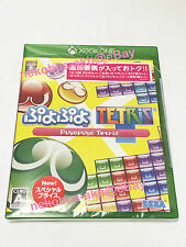 [New] Puyo Puyo Tetris Special Price Edition  - XBOX ONE [Japan Import] +Bonus