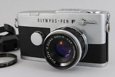 """[Excellent +++] OLYMPUS PEN FT w/ F.Zuiko Auto-S 38mm F1.8 Lens From Japan"""""""