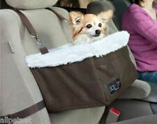CAR BOOSTER SEAT by SOLVIT - FOR PETS UP TO 12 POUNDS!