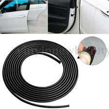 Moulding Black Trim Rubber Strip Car Door Scratch Protector Edge Guard With Glue
