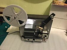 Vintage Bell & Howell 357 B 357B AutoLoad 8 MM Motion Picture / Movie Projector